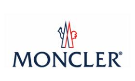 MONCLERモンクレール。Octetオクテット名古屋取扱いブランドの一例。