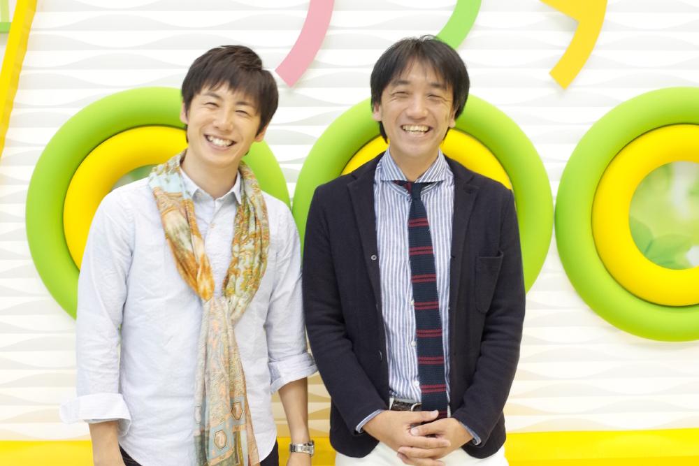 NHK TV番組 「さらさらサラダ」に出演